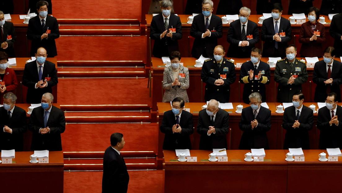 """""""Werkzeugkasten gegen Sanktionen und Einmischung"""" – China verabschiedet neues Gesetz"""