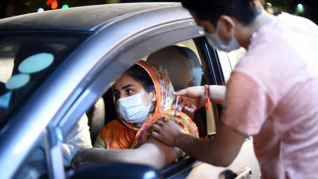 Regierung in Pakistans Provinz Punjab sperrt Mobiltelefone von Corona-Impfverweigerern