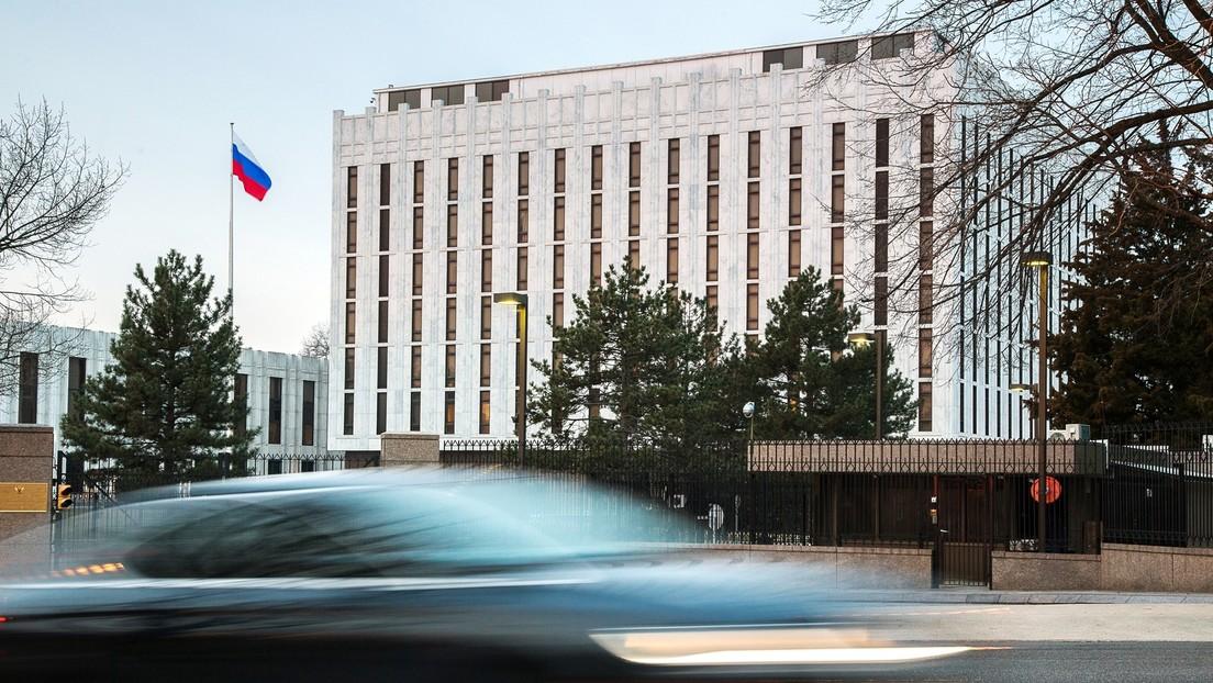 Memorandum über offenes Land ausgesetzt: US-Diplomaten in Russland müssen Fahrten genehmigen lassen