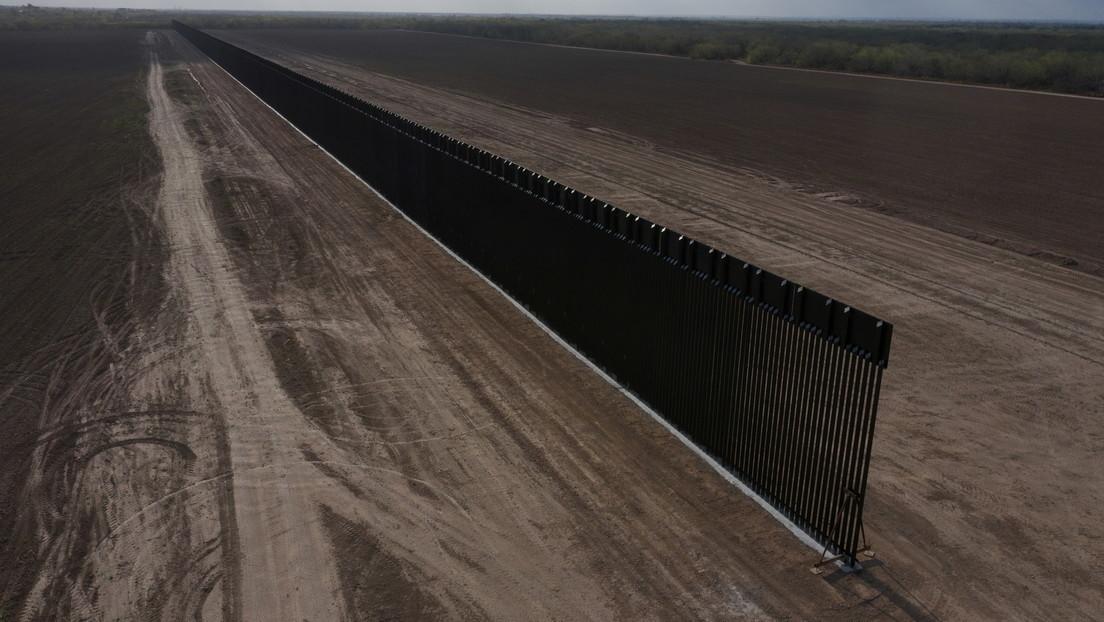 Gouverneur von Texas: Die Grenzmauer wird ab sofort weitergebaut