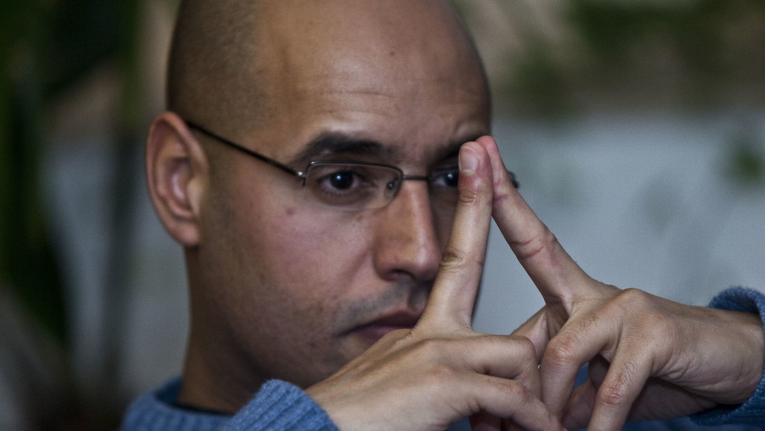 Paukenschlag: Sohn Gaddafis kündigt mutmaßlich Kandidatur für Präsidentenamt an