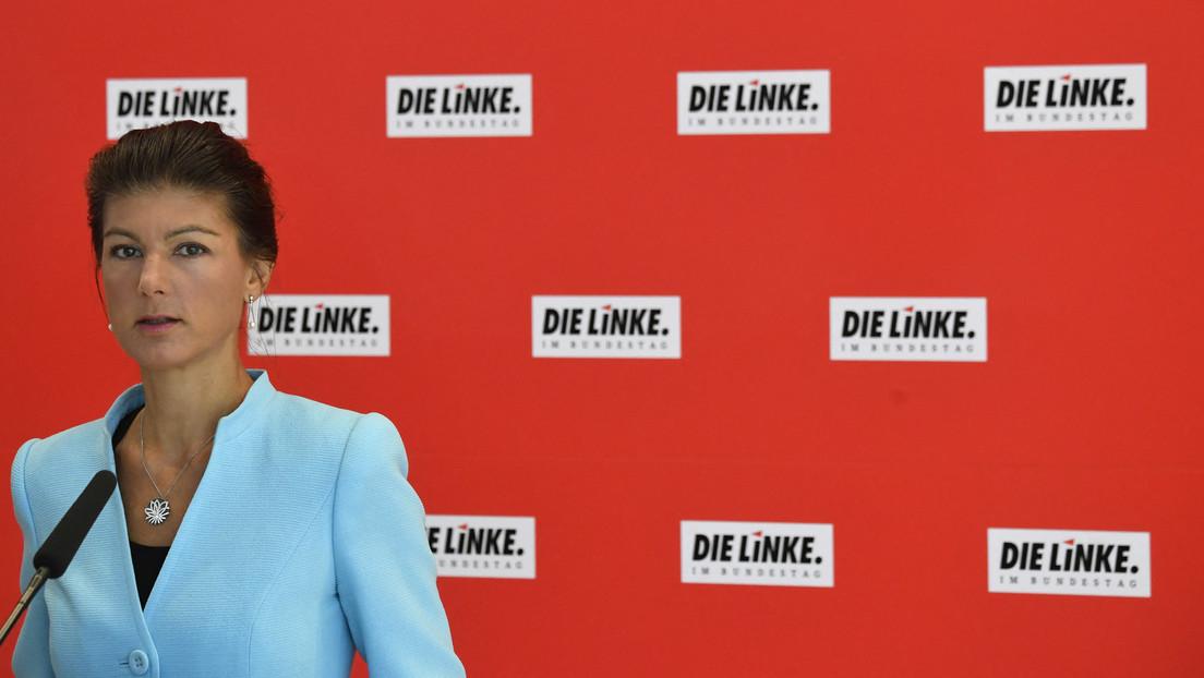 """""""Angriff auf unser Fraktionsmitglied"""": Parteispitze ist gegen Antrag auf Wagenknecht-Ausschluss"""