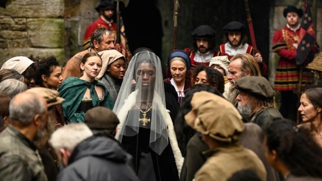 Internet Movie Database entfernt negative Bewertungen für Serie mit dunkelhäutiger Anne Boleyn