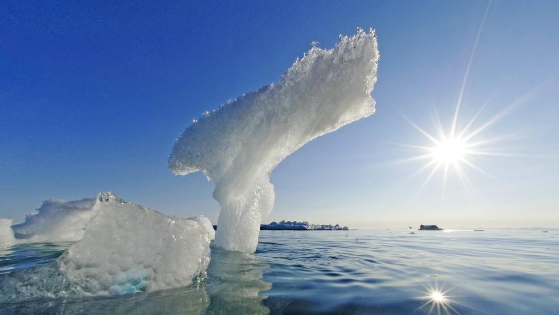 Sind Erdbeben in der Vergangenheit die Ursache für die Erwärmung der Arktis?