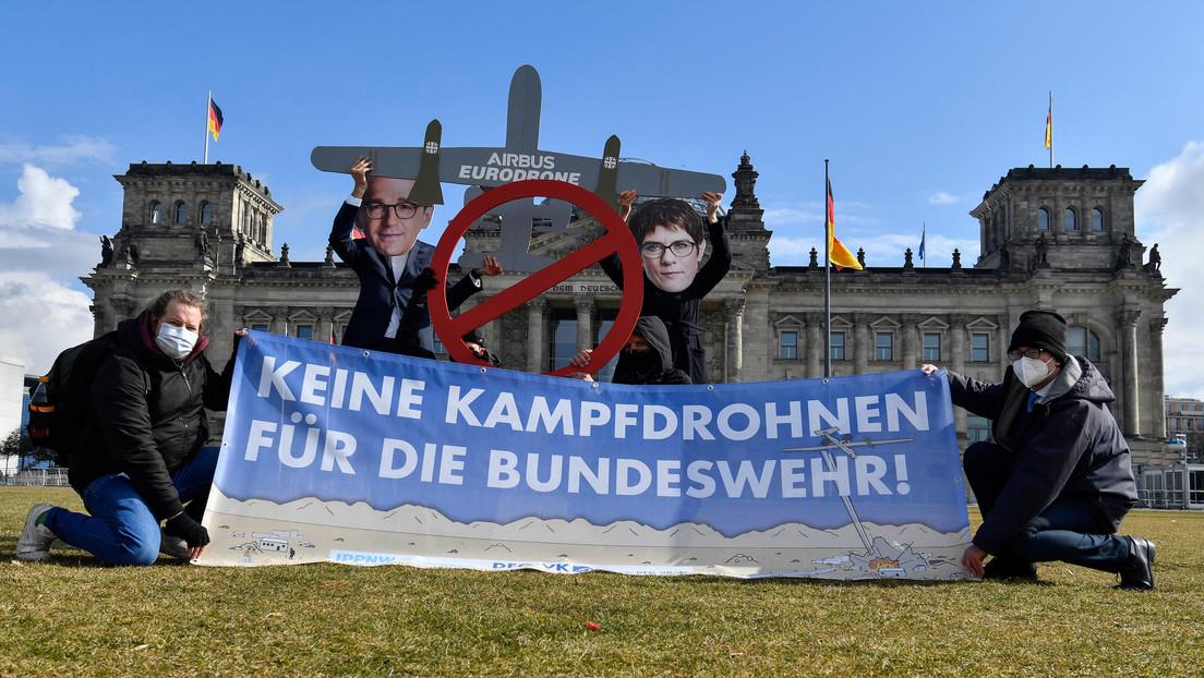 """Bundeswehroffizier: Deutschland hätte im Krieg gegen Aserbaidschan """"kaum eine Chance gehabt"""""""