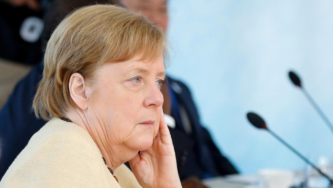 """Angela Merkel lädt alle Länder zu einer """"regelbasierten multilateralen Kooperation"""" ein"""