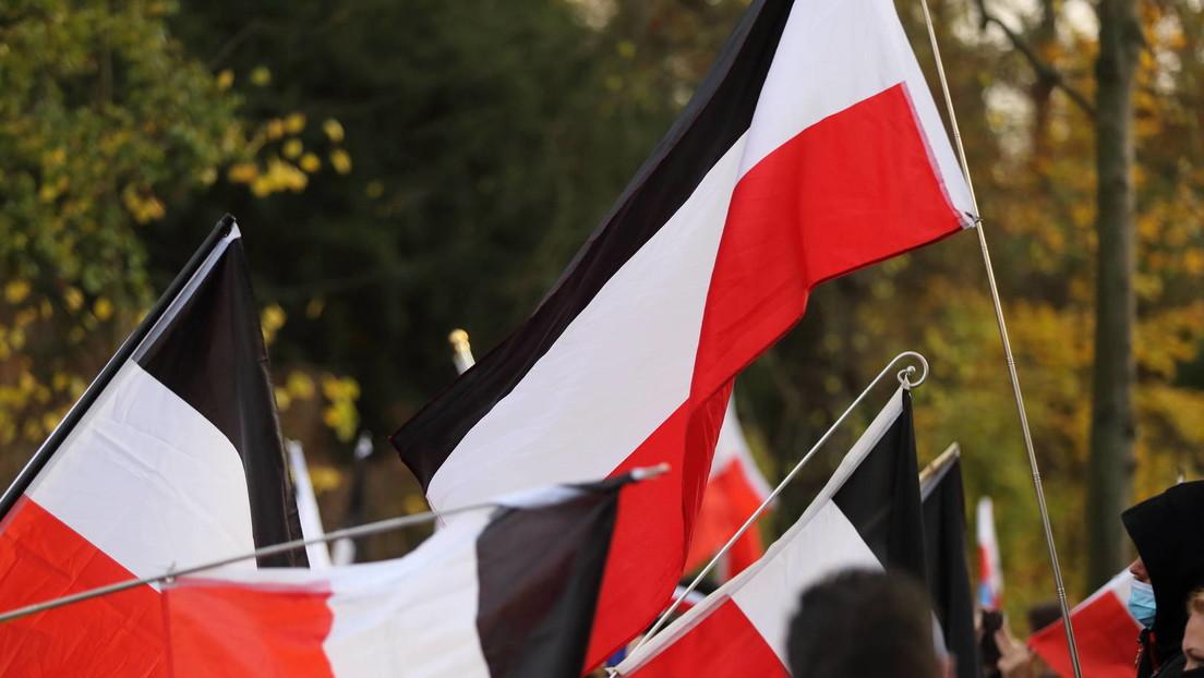 Innenminister bereiten Erlass gegen das Hissen von Reichsfahnen vor