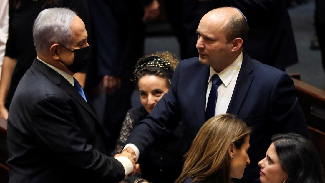 Aus für Netanjahu: Mehrheit im Parlament für Israels neue Regierung