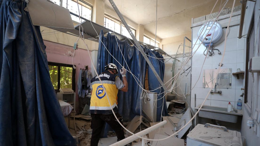 Mehrere Tote in Afrin: Krankenhaus in Nordsyrien mit Raketen beschossen