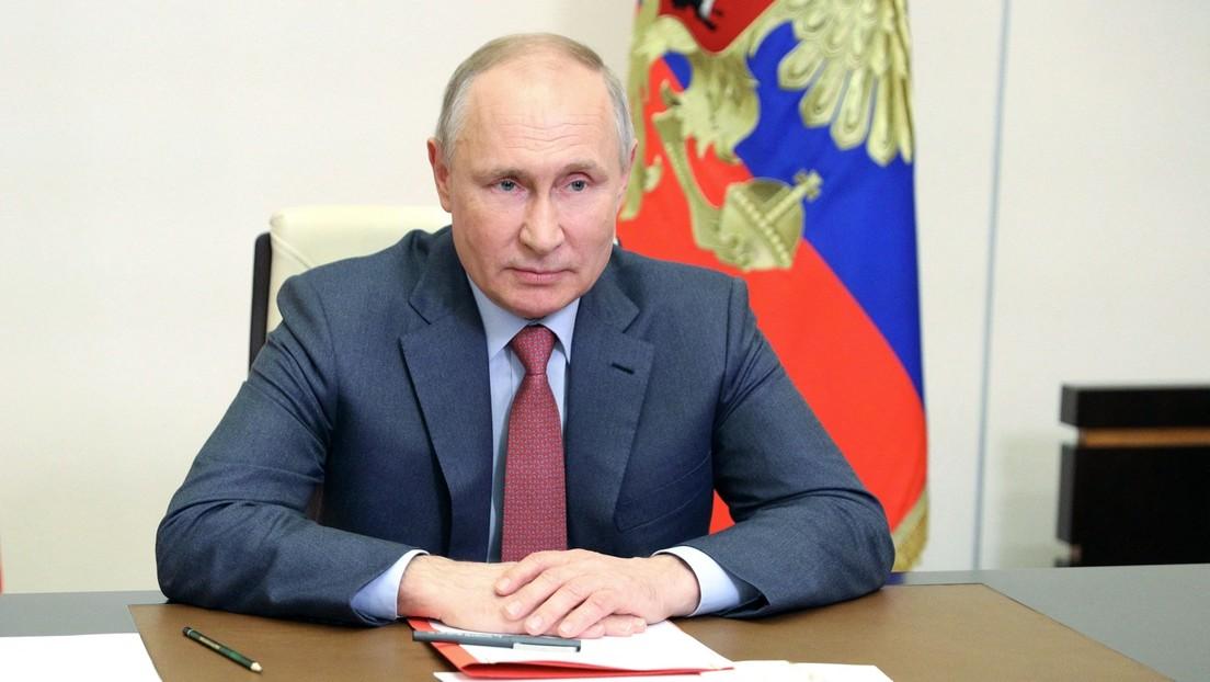 Putin dementiert Bericht über Lieferung von Kanopus-V-Satellit an Iran