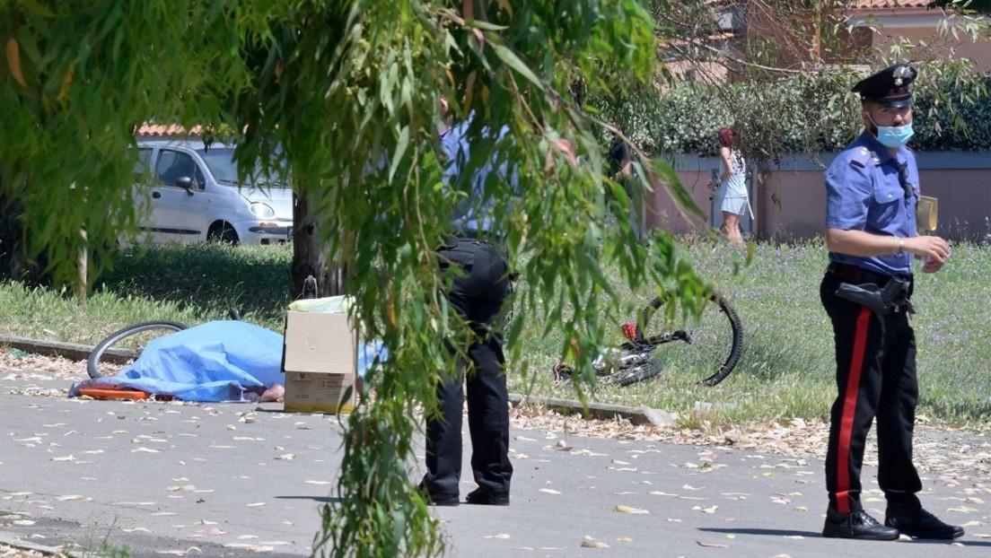 Italien: Mann erschießt zwei Kinder und einen Pensionär