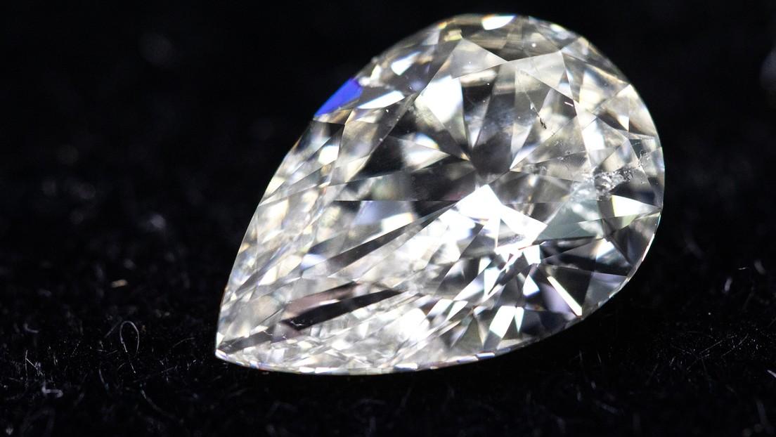 Russlands ALROSA verzehnfacht monatliche Diamantenverkäufe nahezu binnen eines Jahres