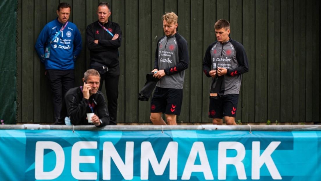 """""""Nicht fair"""" – dänische Spieler üben scharfe Kritik an UEFA"""