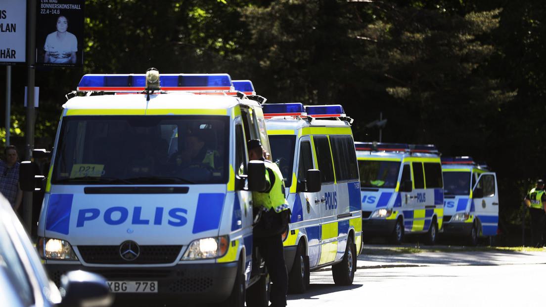 Europol-Aktion: Schwedische Polizei verhaftet 400 Mitglieder krimineller Banden