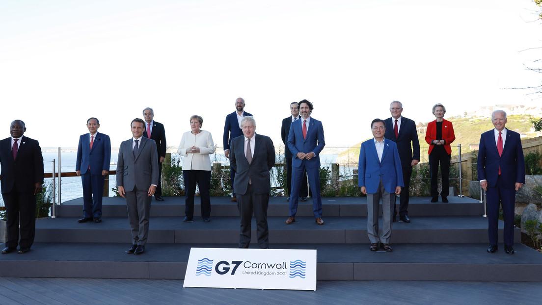 """Peking über G7-Staaten empört: """"Hört auf mit dem Verleumden Chinas"""""""