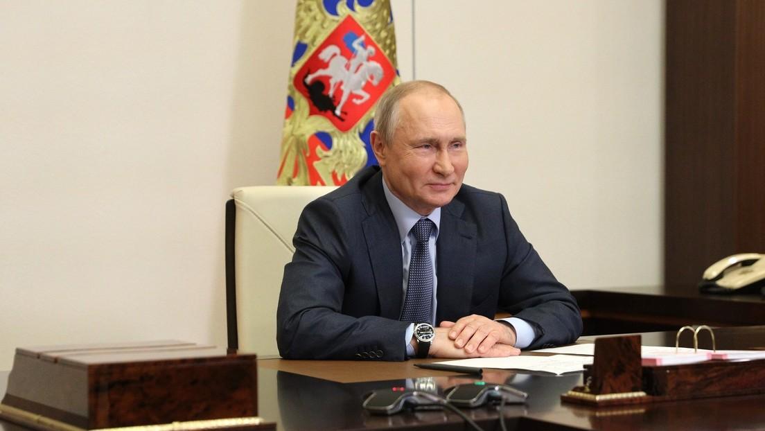 """Biden über Putin: """"Intelligent"""" und """"hartnäckig"""""""