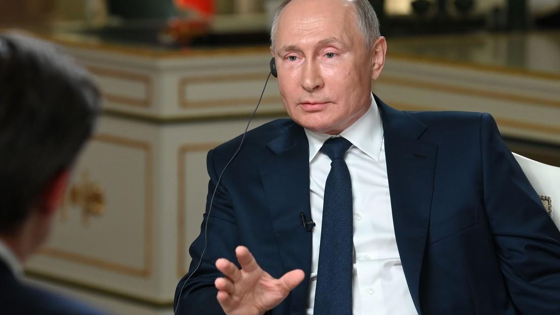 """""""NATO hat Cyberraum zum Militärbereich erklärt, nicht wir"""" – Putin fordert Kooperation im Cyberspace"""
