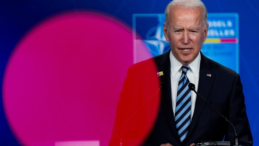 Biden widerspricht Selenskij: Keine Bestätigung für NATO-Beitritt der Ukraine