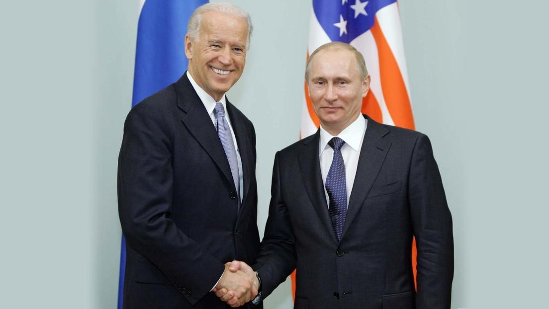 Kreml gibt Details über geplante Verhandlungen zwischen Putin und Biden bekannt