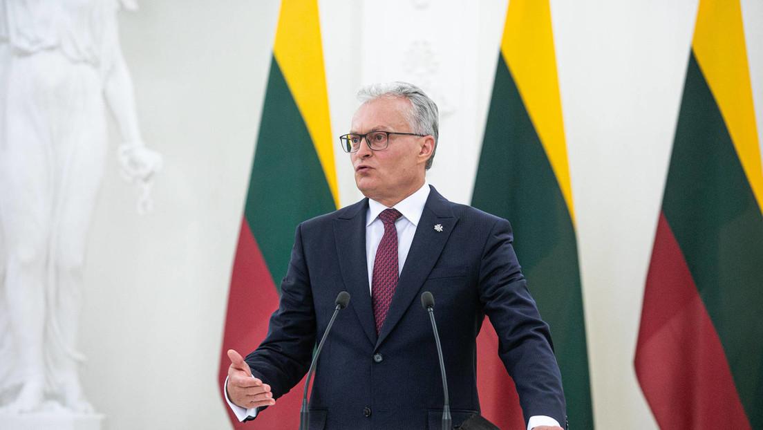 """Litauens Präsident: Weißrussland könnte als """"russische Waffe"""" gegen die NATO verwendet werden"""