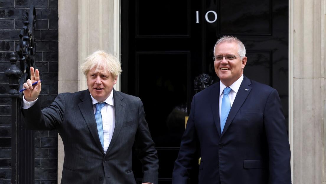 Großbritannien einigt sich auf Grundzüge eines Post-Brexit-Handelsabkommens mit Australien