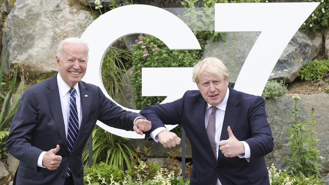 """""""Tue Gutes, ohne Geld zu verlieren"""" – G7 wollen Afrika nach Pandemie bei """"Wiederaufbau"""" helfen"""