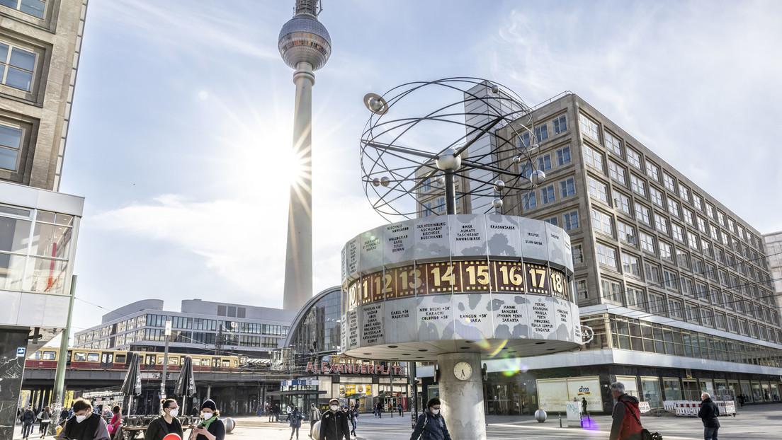 Berlin lockert weiter: Senat hebt Maskenpflicht auf mehreren Straßen und Plätzen auf