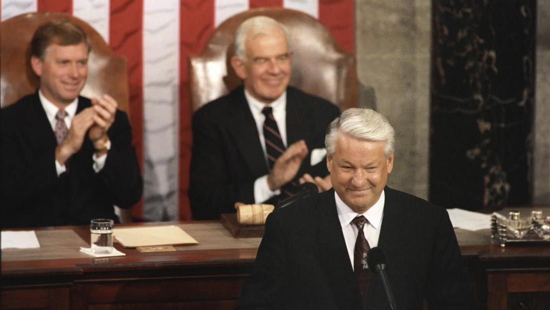 Letzter Vorsitzender des Obersten Sowjets Russlands: Jelzin folgte den Weisungen von CIA-Agenten