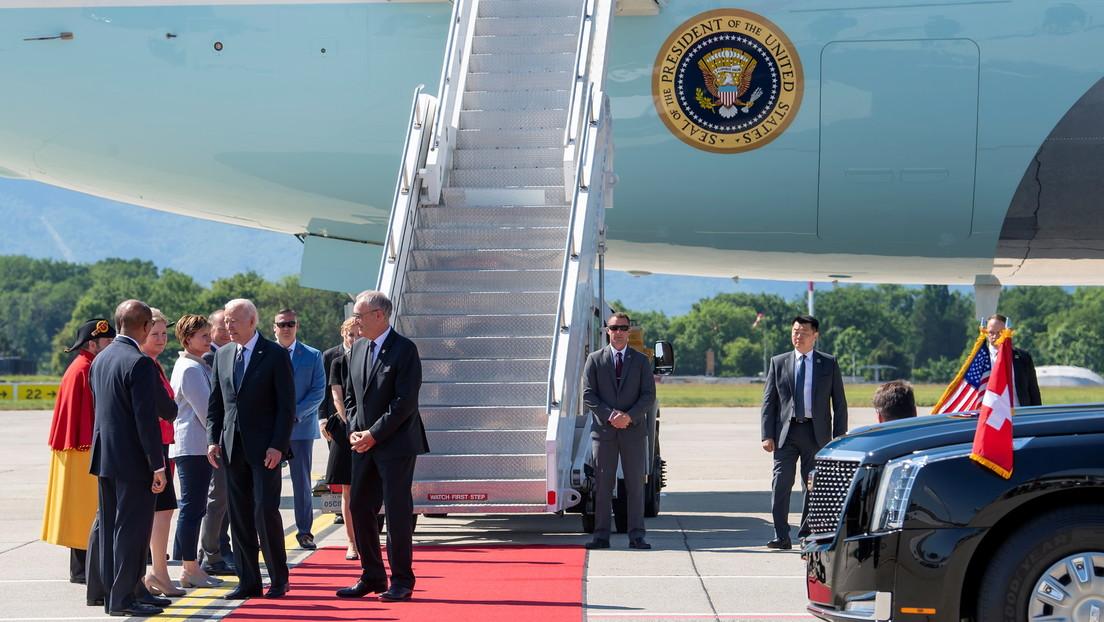 Wo sich Biden und Putin treffen: Exklusive Einsicht in die Villa in Genf