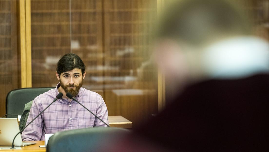 Prozess wegen Terrorverdachts: Franco A. nimmt Stellung zu Notizen über Politiker und Waffen