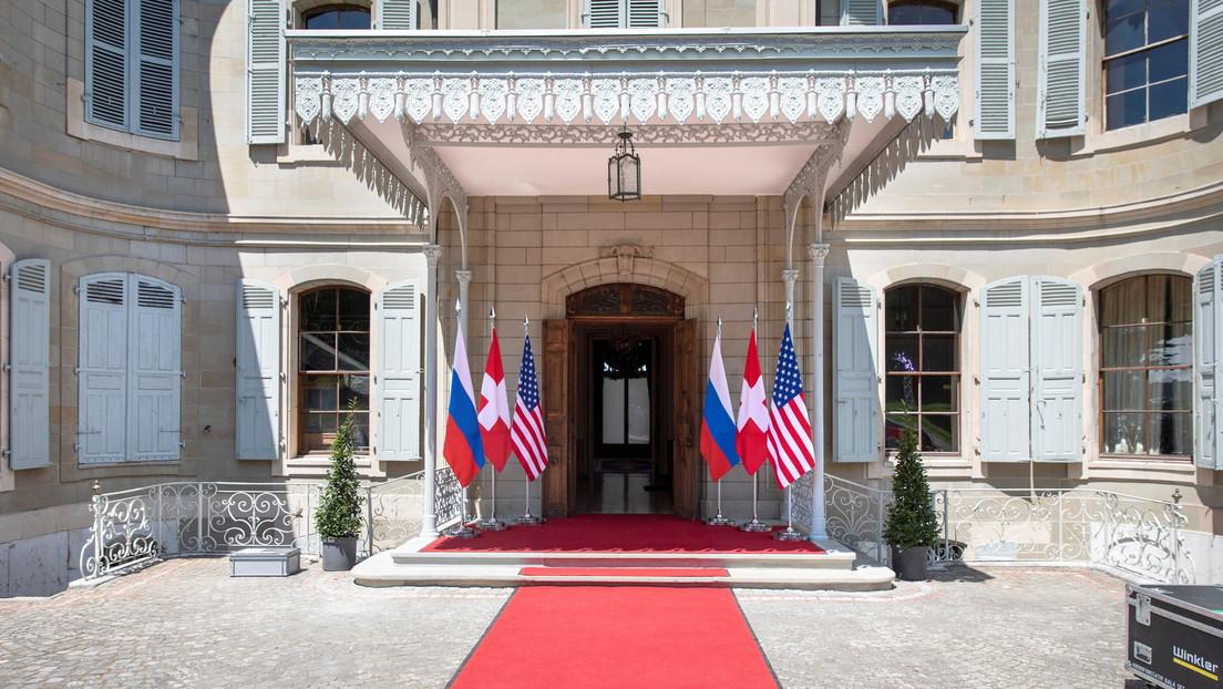 Washington: Kein Arbeitsessen bei Treffen von Putin und Biden geplant
