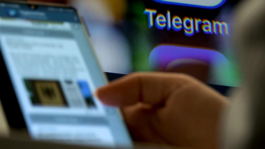 Justizministerium leitet Verfahren gegen Messengerdienst Telegram ein