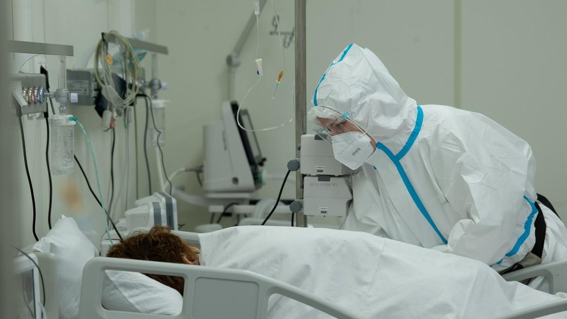 Russland veröffentlicht Sterblichkeitsstatistik für Pandemiejahr 2020