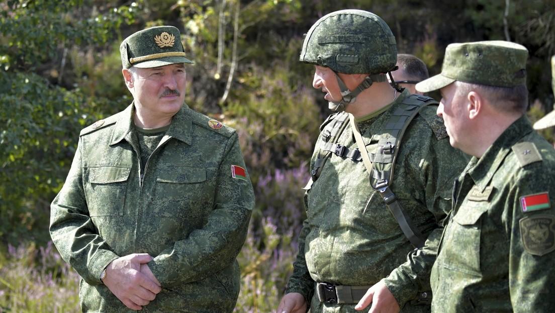 """Lukaschenko warnt Bevölkerung von Weißrussland: """"Krieg kann jederzeit ausbrechen"""""""