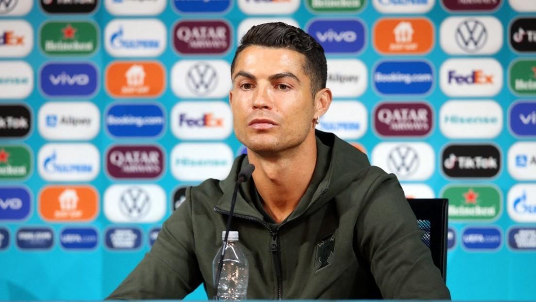 Nach Ronaldo-Aktion: Coca-Cola verliert vier Milliarden US-Dollar an Wert