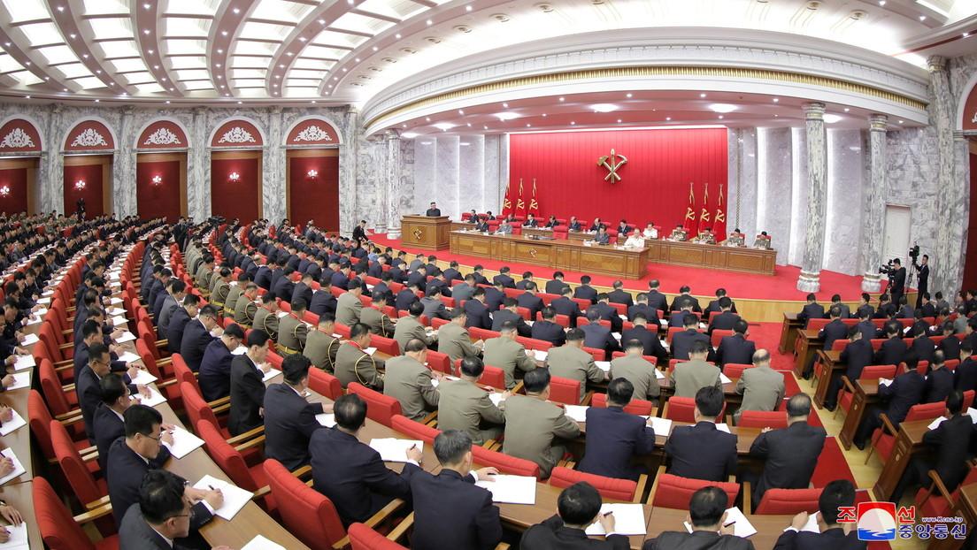 Kim Jong-un warnt Nordkoreaner vor schlechterer Versorgung