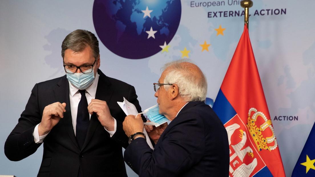 Die Kosovo-Frage: Der Druck auf Serbien steigt, doch Belgrad zögert mit der Anerkennung
