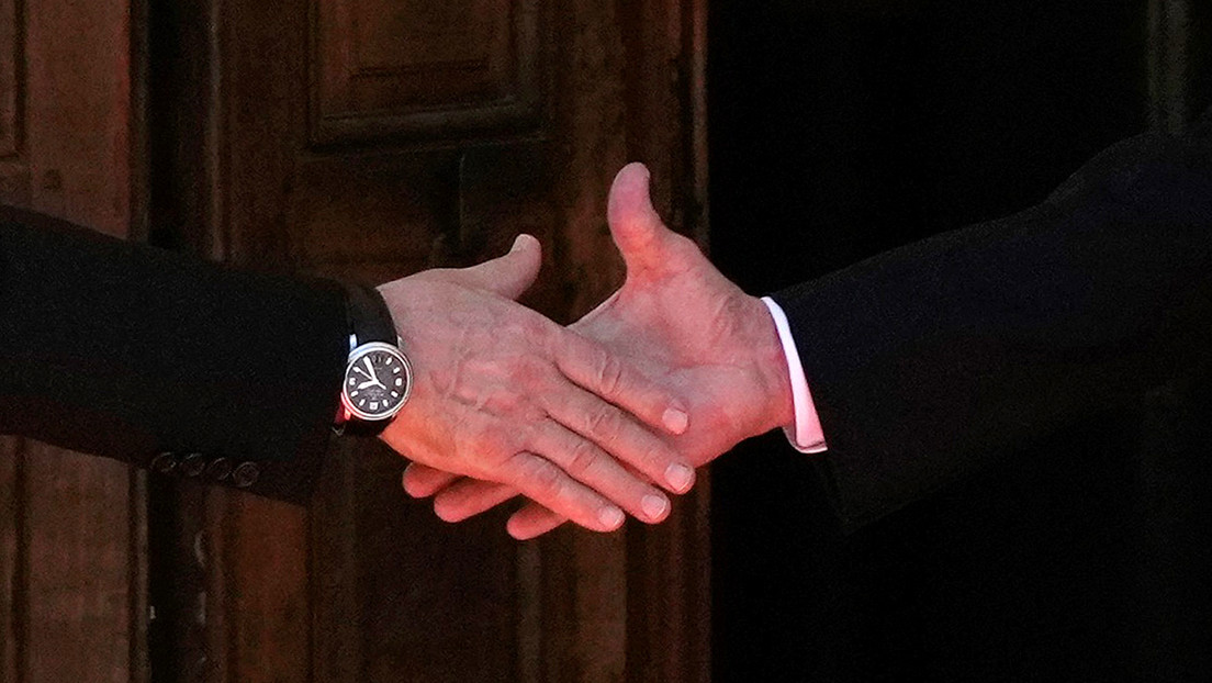 """""""Ausgesprochen konstruktiv"""": Putin kündigt nach Treffen mit Biden Rückkehr der Botschafter an"""