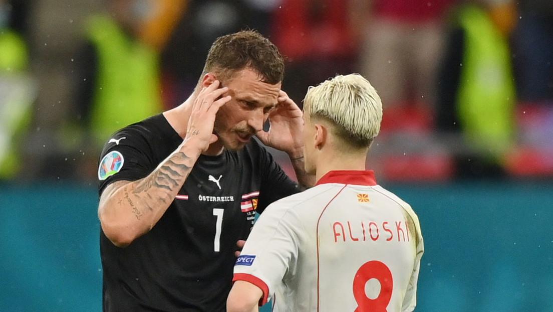 Fußball-EM: UEFA sperrt Arnautović für die nächste Partie gegen die Niederlande