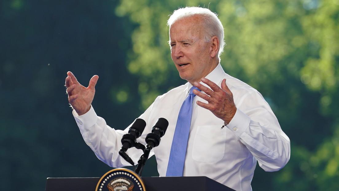 """Biden über Putin: """"Ich glaube nicht, dass er tatsächlich einen Kalten Krieg gegen die USA sucht"""""""
