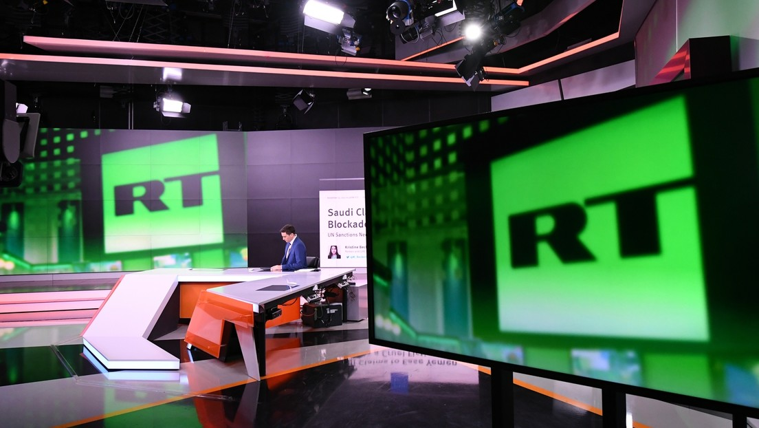RT bereitet den Start eines deutschsprachigen TV Senders vor