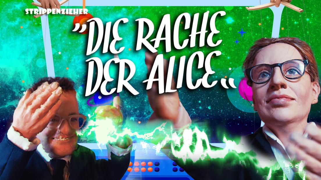Die Rache der Alice   Möge die Macht mit uns sein   Strippenzieher