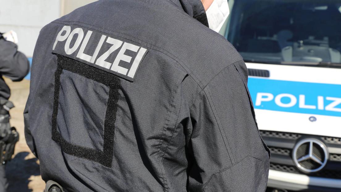 Zwei Tote nach Schüssen in Espelkamp (Nordrhein-Westfalen)