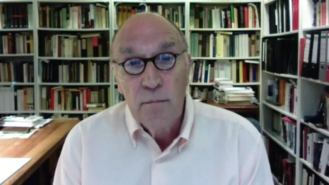 """Prof. Dr. Christian Hacke: """"Aufgehobene Trennung von Innen- und Außenpolitik ist ein Problem"""""""