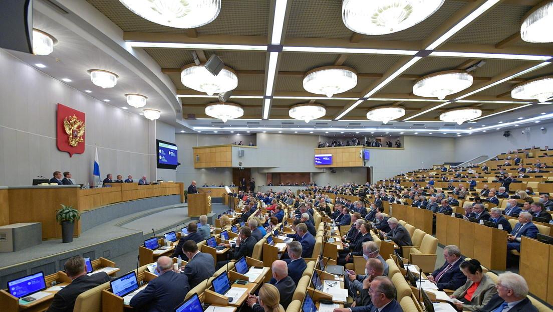 Russland: Staatsduma billigt Gesetzentwurf zur Regulierung ausländischer IT-Giganten