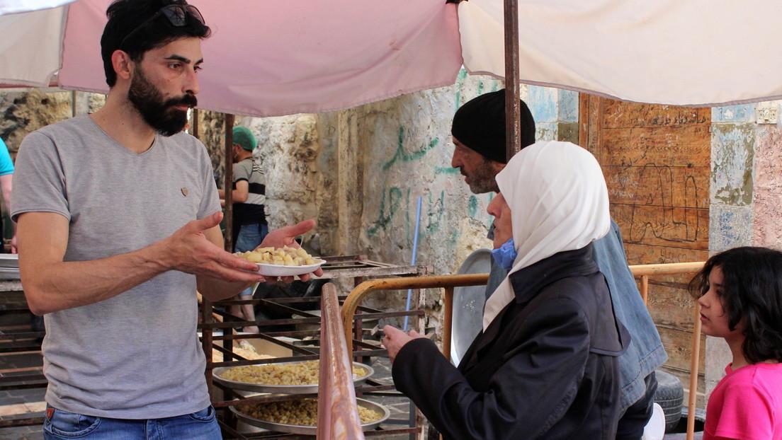 Der Westen konnte Syrien nicht mit Krieg zerstören – jetzt lässt er mit Sanktionen das Volk hungern