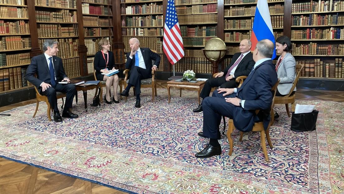 """Linken-Politikerin Hänsel zum Putin-Biden-Gipfel: """"Eine Lockerung der Sanktionen wäre überfällig"""""""
