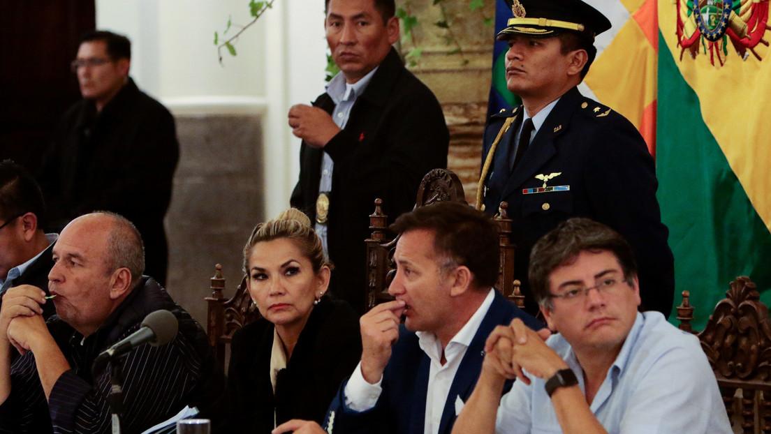 Leaks enthüllen: Bolivianische Putschregierung plante zweiten Umsturz im Falle einer Wahlpleite