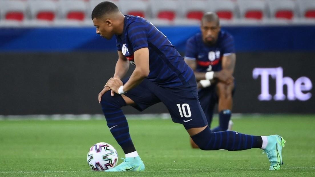Französisches Team verzichtet auf Kniefall – und wünscht gemeinsame Aktion aller Mannschaften