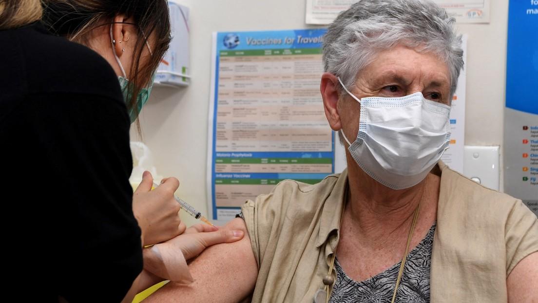 Nach zwei Todesfällen durch Blutgerinnsel: Australien begrenzt AstraZeneca auf Über-60-Jährige